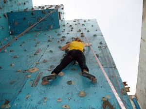 Climb to intermediate