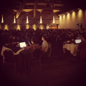 smashing conf audience