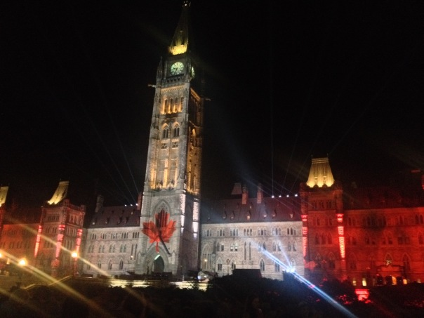 Houses of Parliament, Ottawa